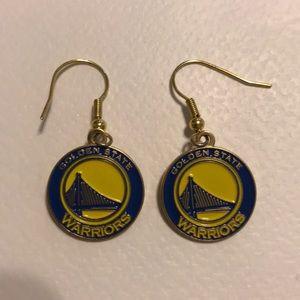 Golden State Warriors Earrings